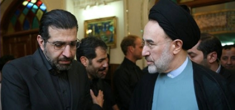 Khatami and Kharazi
